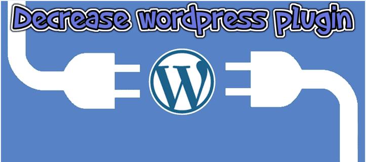 wordpress-plugin-decrease