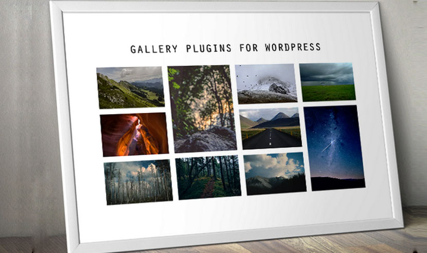 Gallery WordPress Plugins – 4 Plugins you should be using