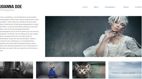 WordPress theme hatch