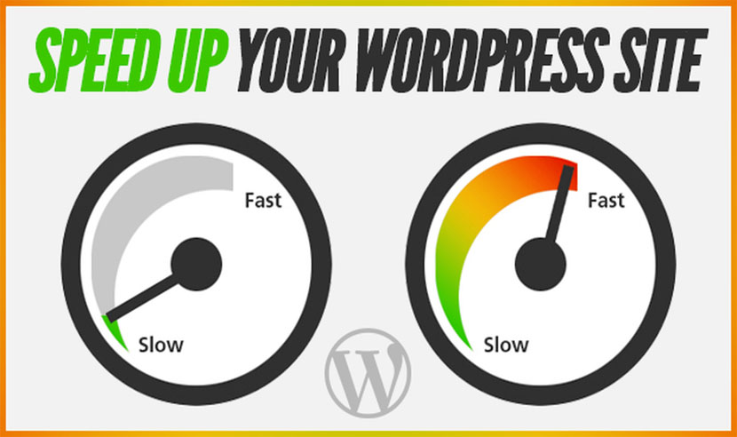 how to increase speed in wordpress