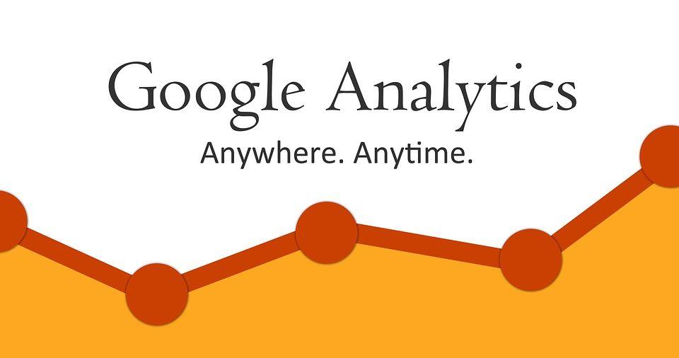 Google analytics for WordPress website
