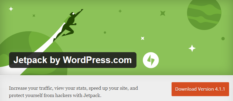 WordPress plugin Jetpack