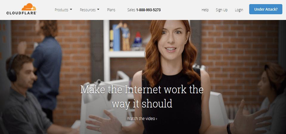 WordPress plugin Cloudflare