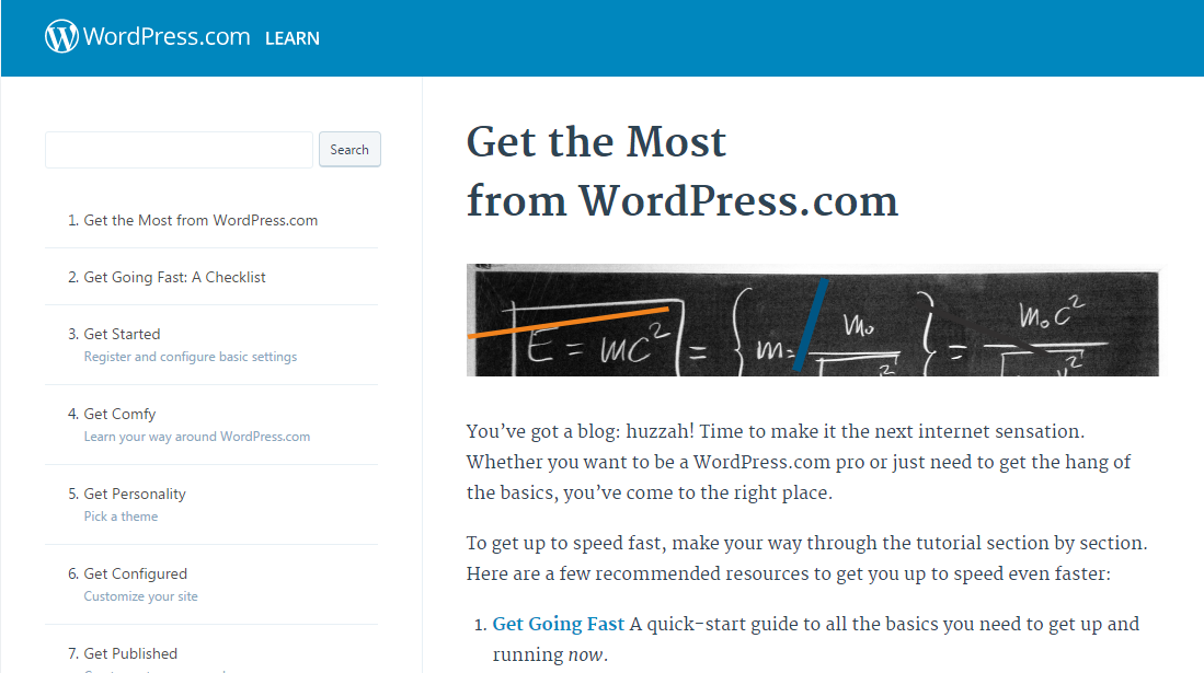 official-wordpress-site