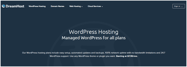 award winning managed WordPesss hosting provider