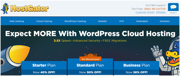 award winning WordPress hosting service Provider Company
