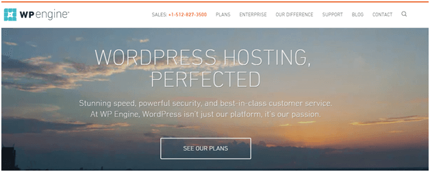 best WordPress hosting service provider
