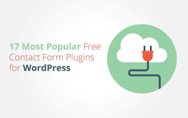 Most Popular Contact Form Wordpress Plugin Best Wp Plugins