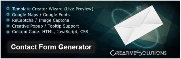 contact-form-generator