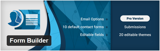 WP-contact-form-builder