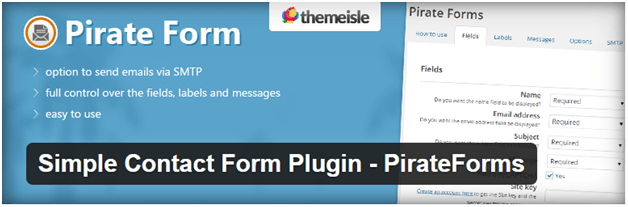 Simple-Contact-Form-Plugin-WordPress
