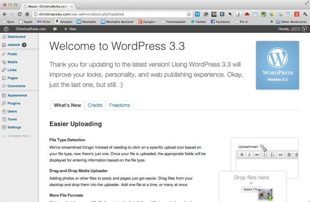 wordpress-3.3