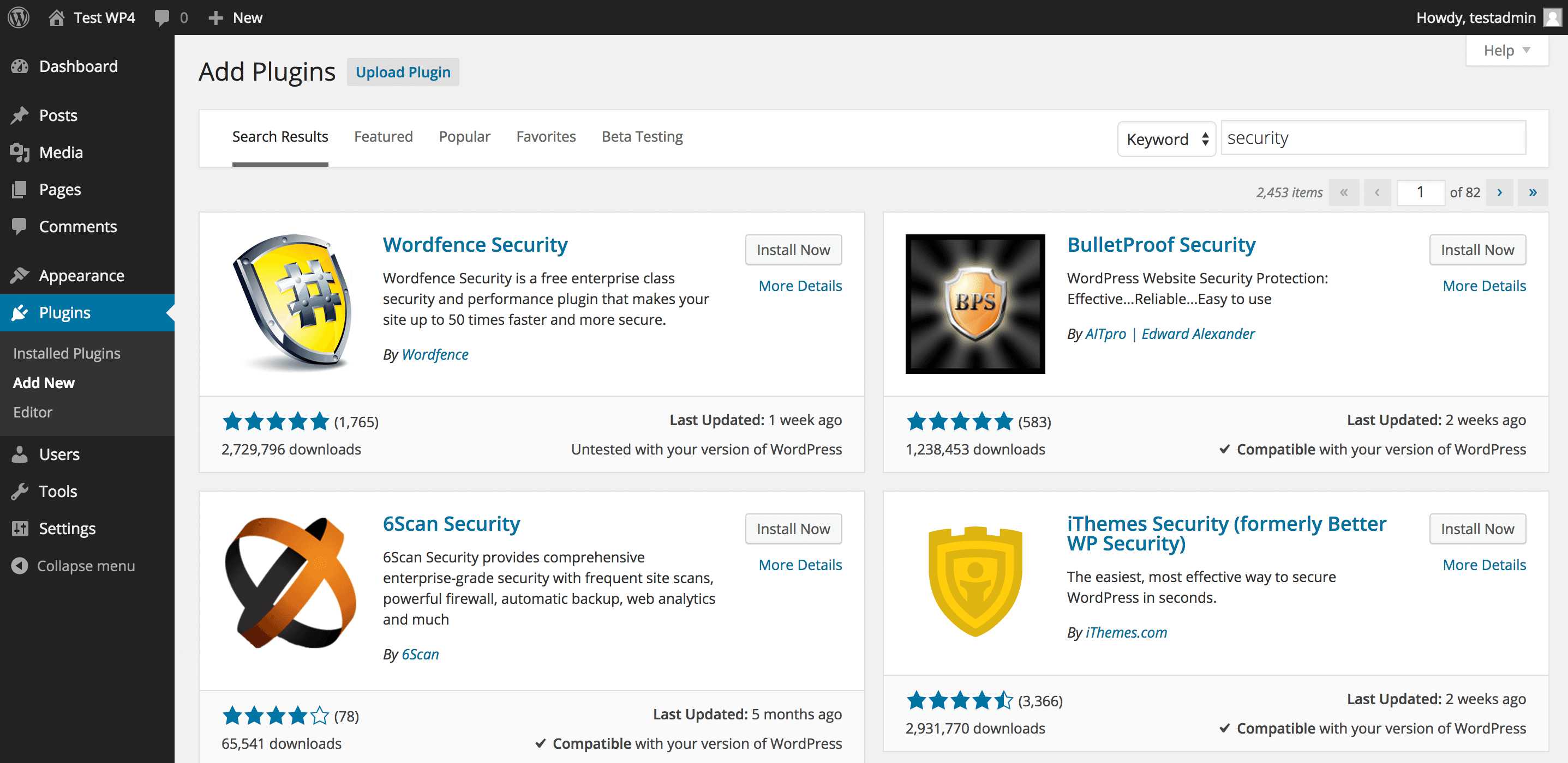 wordpress-4.0