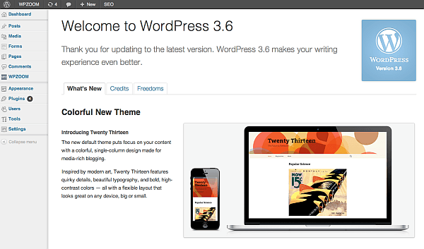 wordpres-3.6