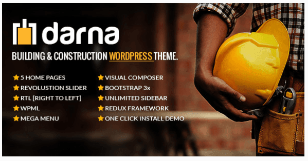 Darna-Building-and-construction-WP-theme