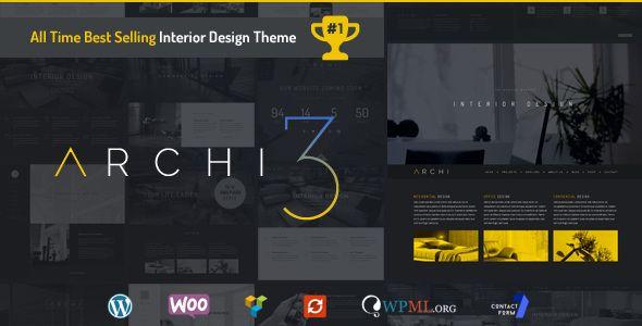 Archi wp theme