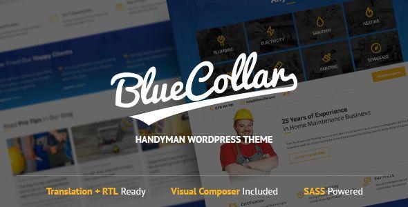 bluecolours-wp-theme