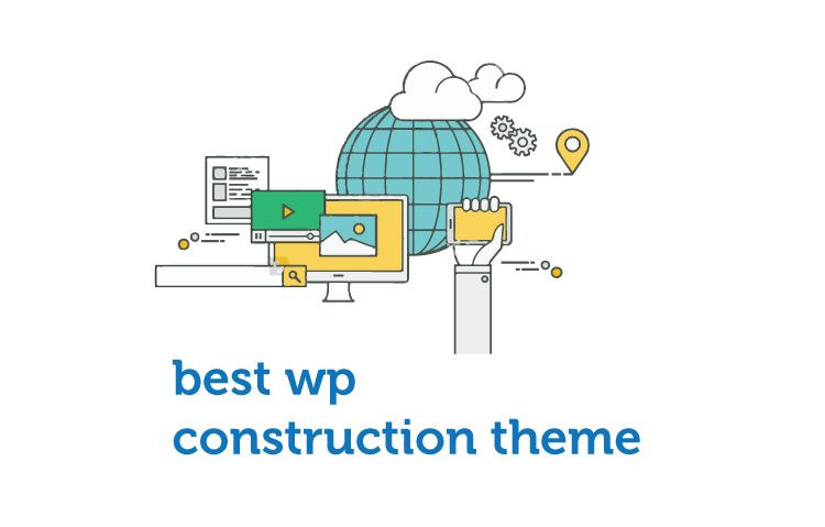 WordPress Construction Theme 2017