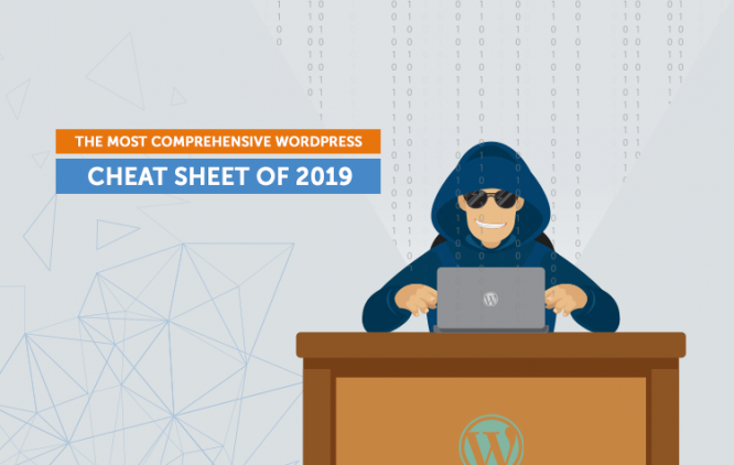 The Most Comprehensive WordPress Cheat Sheet for beginners