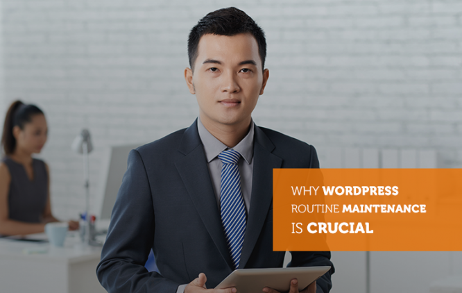 Why WordPress Routine Maintenance Is Crucial For Your Website?