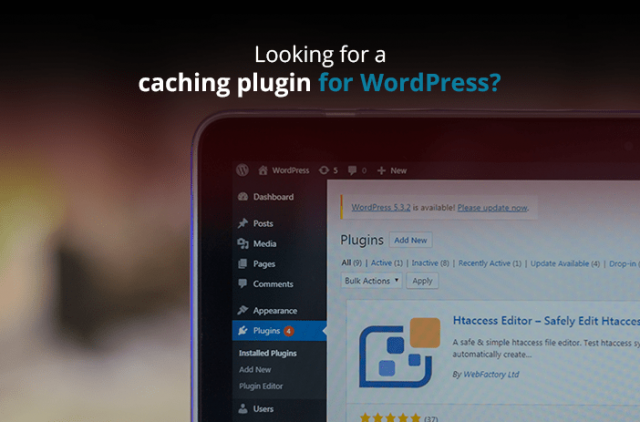 Looking for a caching plugin for WordPress?