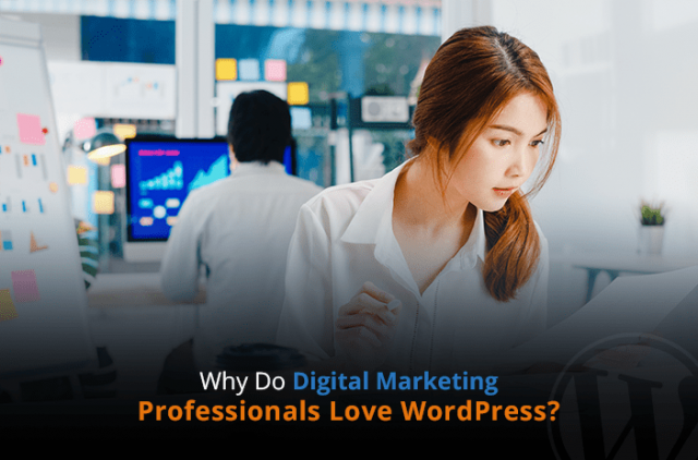 Why Do Digital Marketing Professionals Love WordPress?
