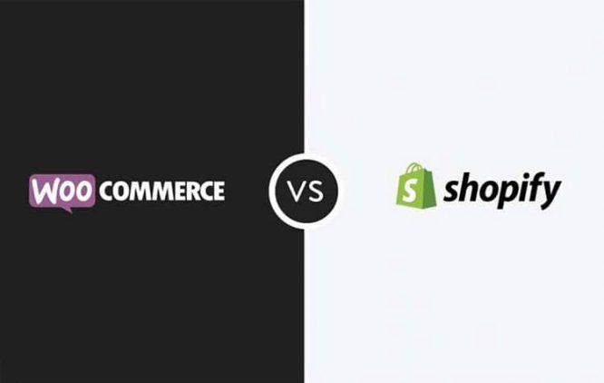 WooCommerce vs Shopify: Ecommerce Store Comparison Cost